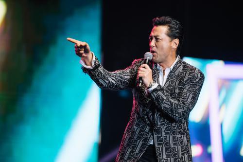 Actor Wong Man Tak
